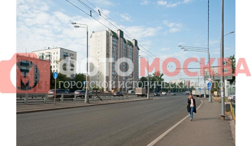 Дублер Щёлковского шоссе