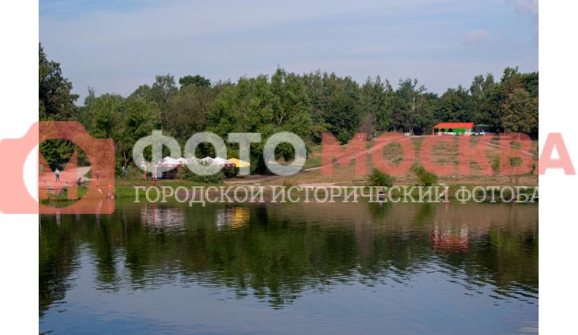 Кафе у Шибаевского пруда