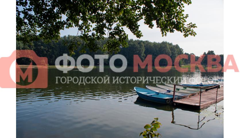 Лодочная станция Шибаевского пруда