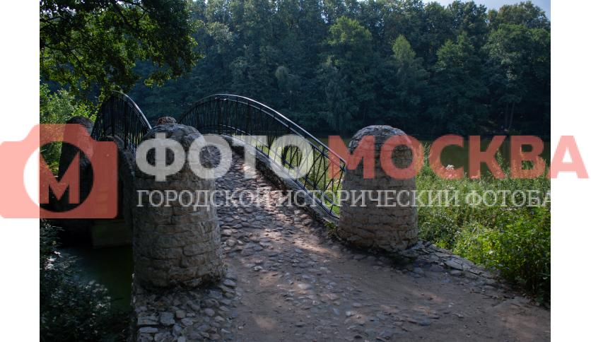 Мост на Николаевский остров