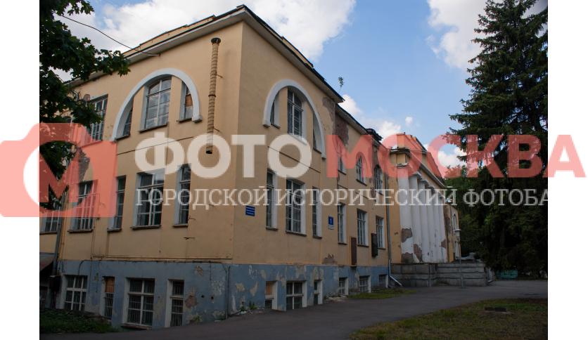 Главный дом усадьбы Кузьминки