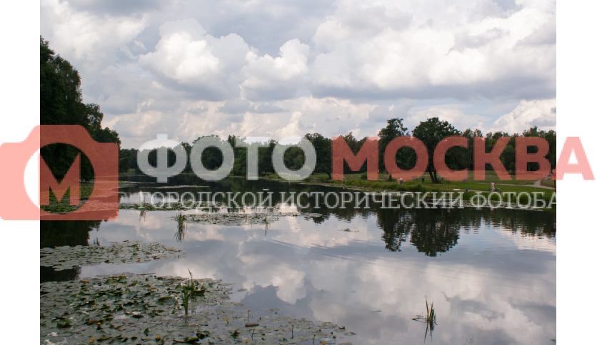 Верхний Кузьминский пруд