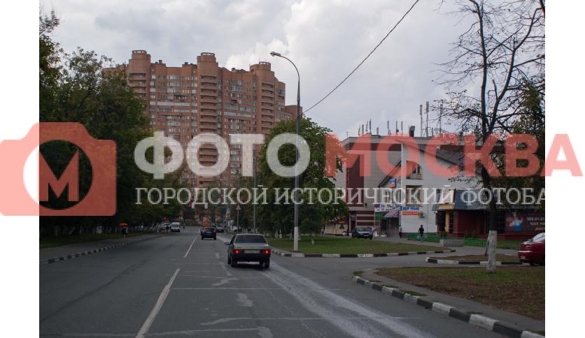 Зеленодольская улица