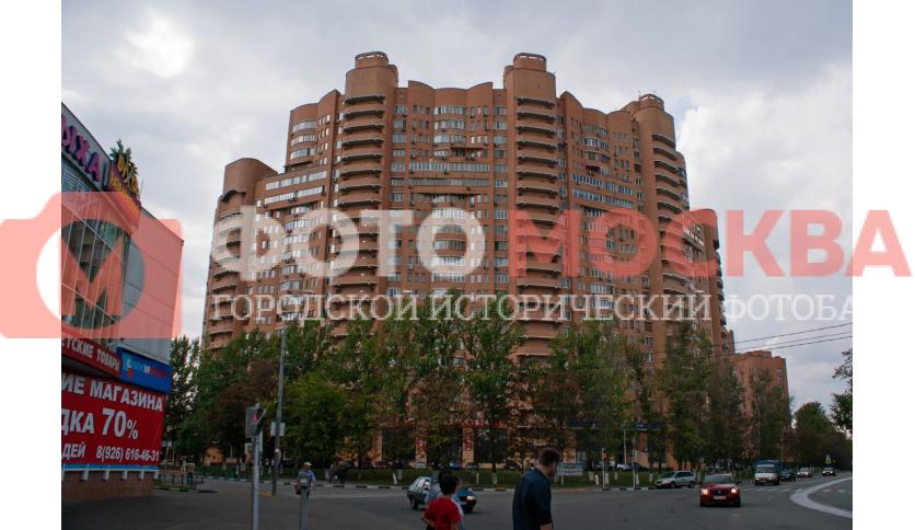 Зеленодольская ул., 36к1