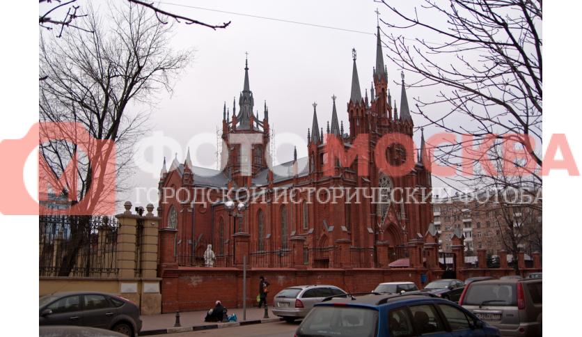 Кафедральный собор в Москве