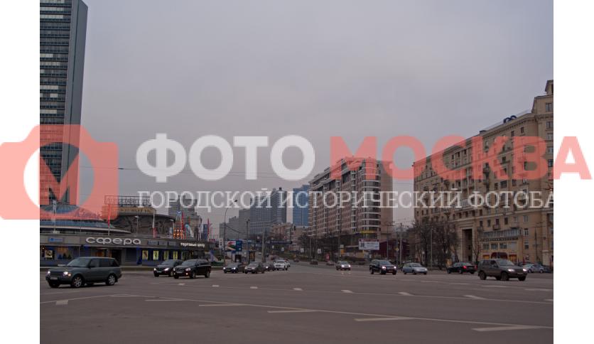 Площадь Свободной России