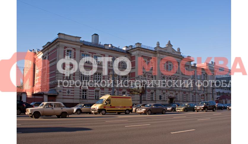 Здание приёмной комиссии МГЮА