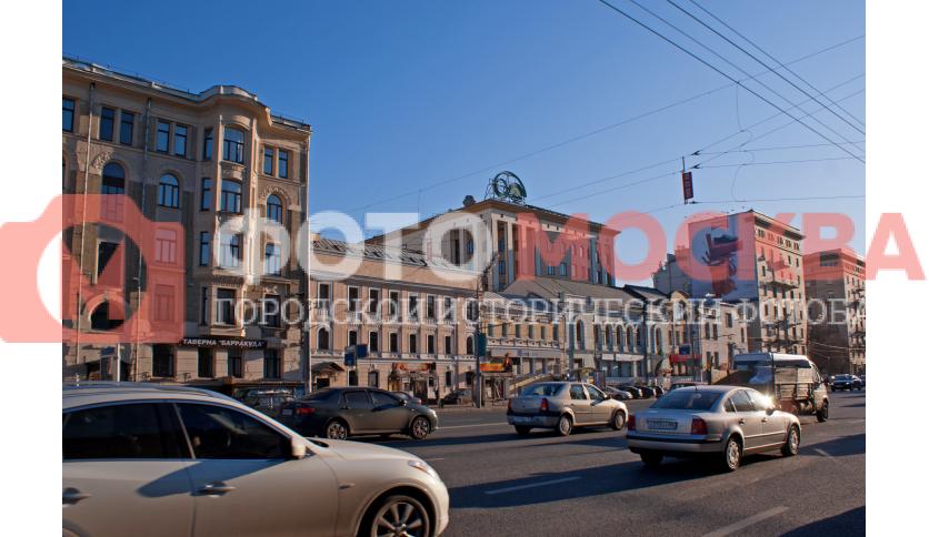 Садовая-Кудринская ул., 14-24