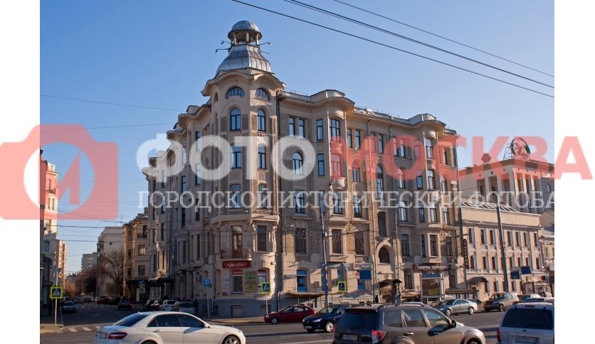 Доходный дом П.А. Скопника