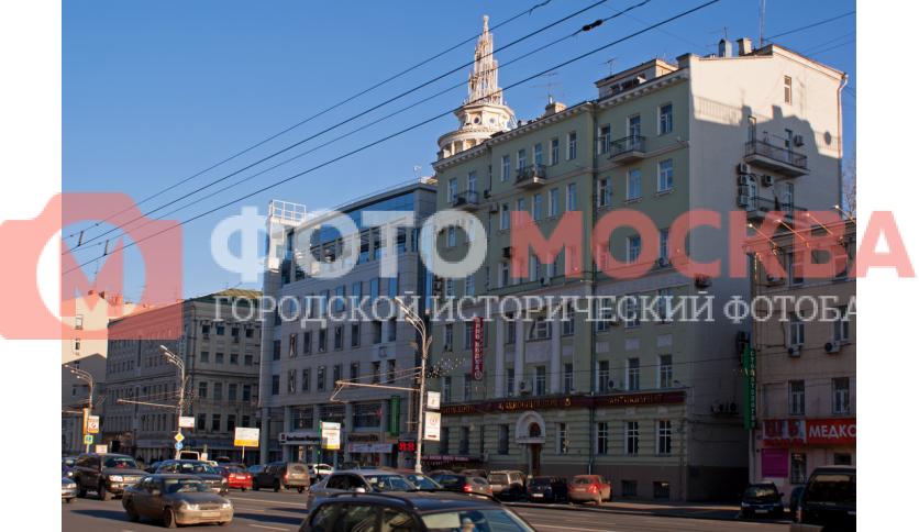 Садовая-Кудринская ул., 32 и 46