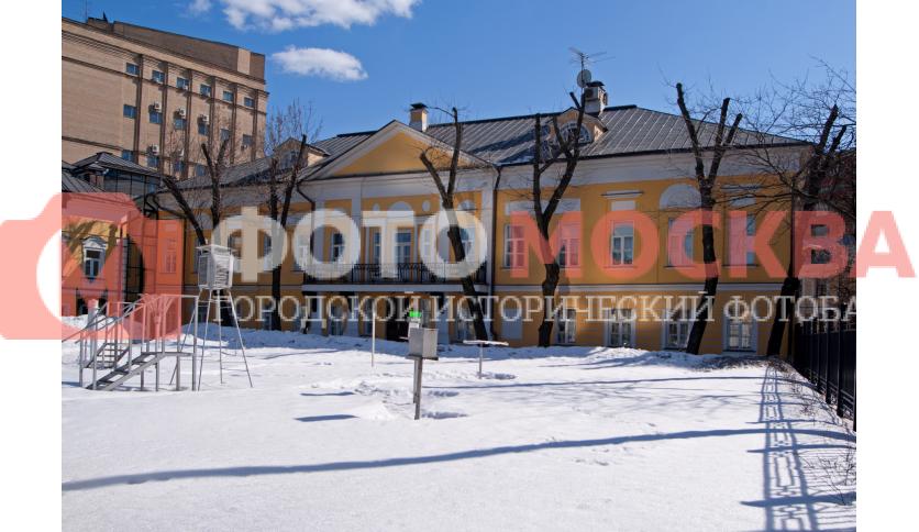 Метеостанция «Москва-Балчуг»