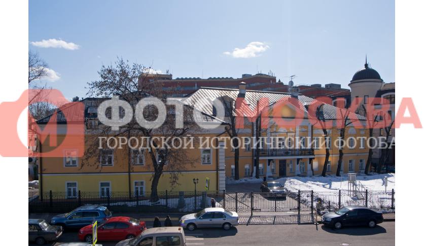 Вид на метеостанцию «Москва-Балчуг»