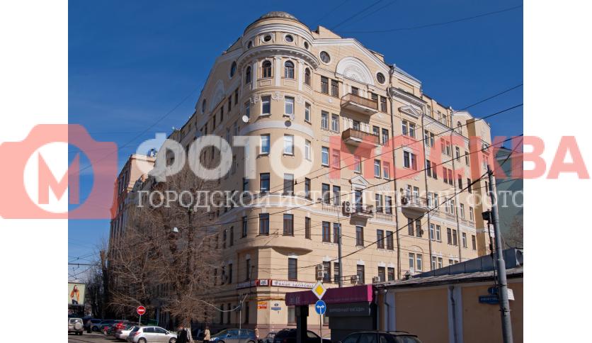 Доходный дом М.И. Бабанина