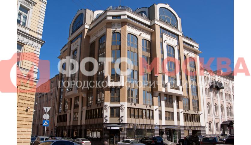 Бизнес-центр «Садовническая, 3»