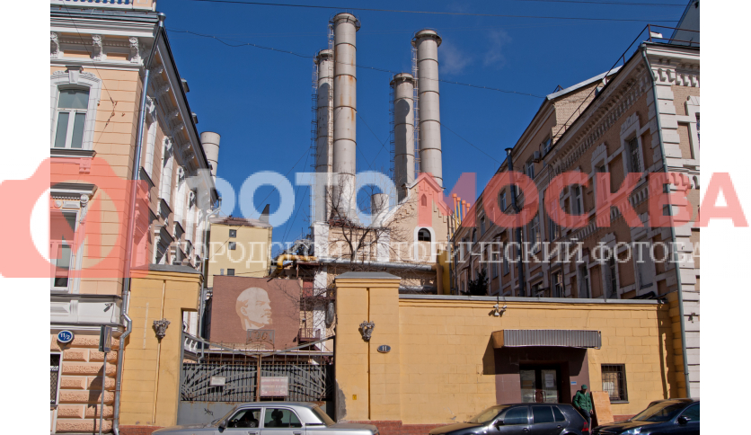 Вид на ГЭС-1 им. П.Г. Смидовича