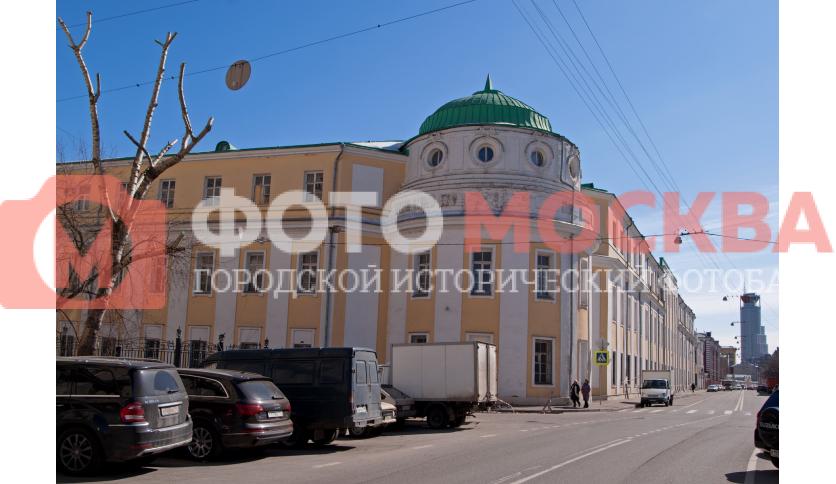 Здание Кригскомиссариата