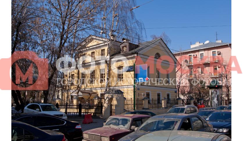 ул. Большая Ордынка, 18А