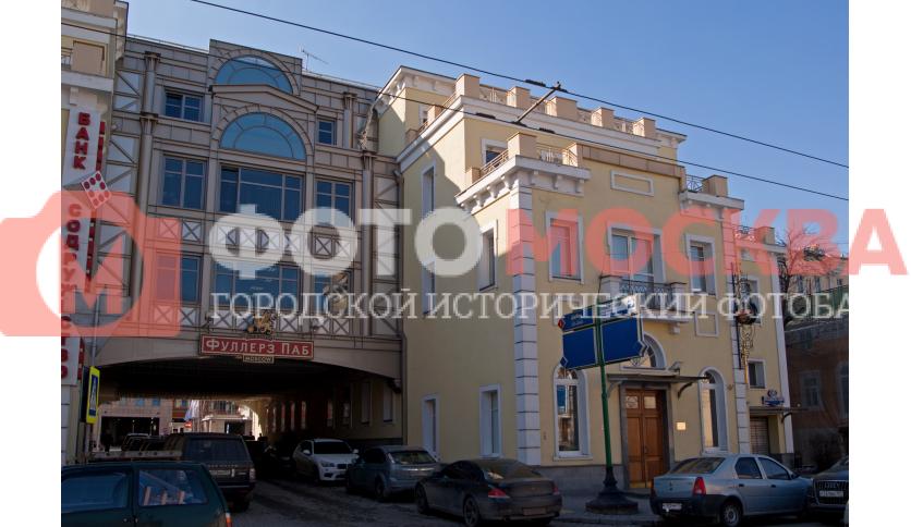 ул. Большая Ордынка, 40с1