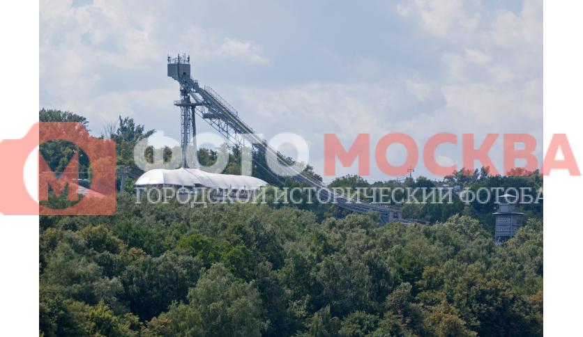 Большой трамплин на Воробьёвых горах
