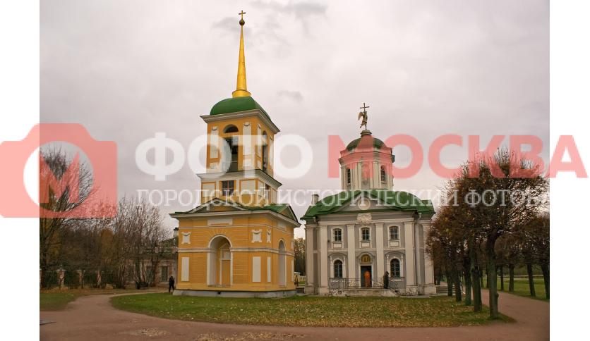 Домовая церковь Спаса Всемилостивого с колокольней