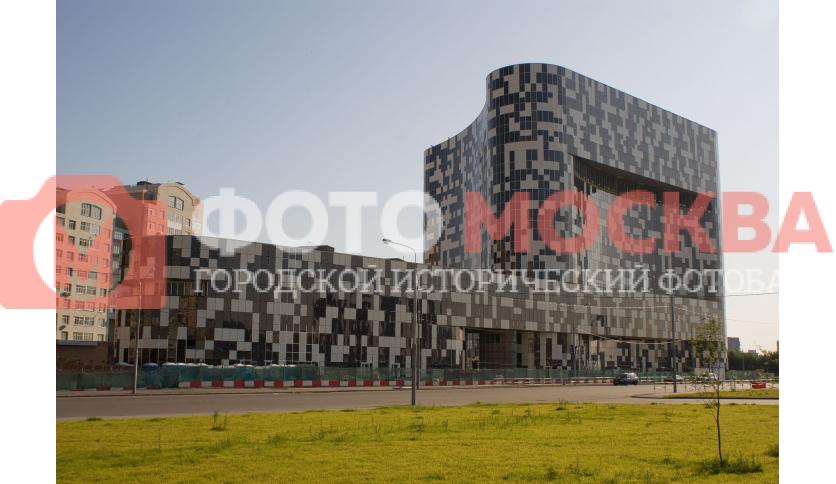 Улица Авиаконструктора Микояна, дом 12. Клуб ветеранов внешней разведки