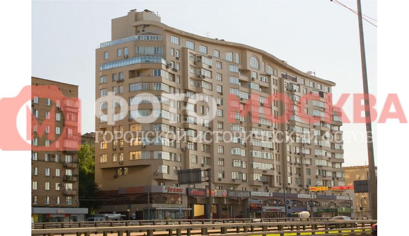 Ленинградский проспект, 52, дом