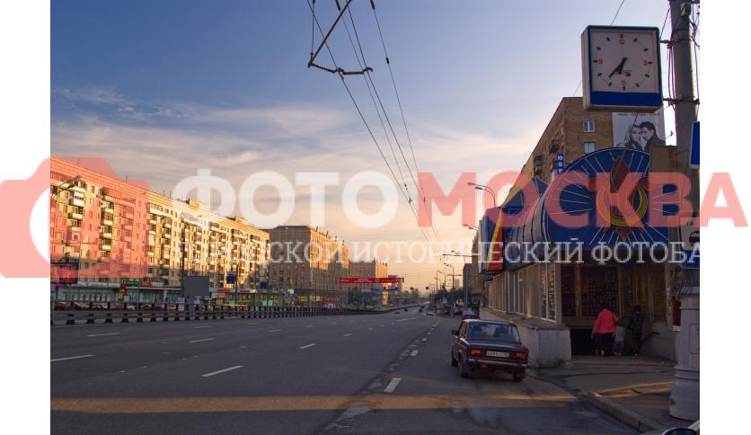 Проспект Мира, дома 97-103