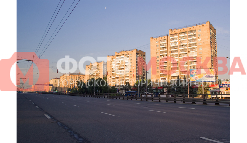 Проспект Мира, дома 81-91