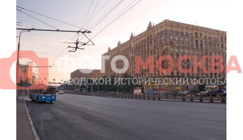 Проспект Мира, дома 118-122