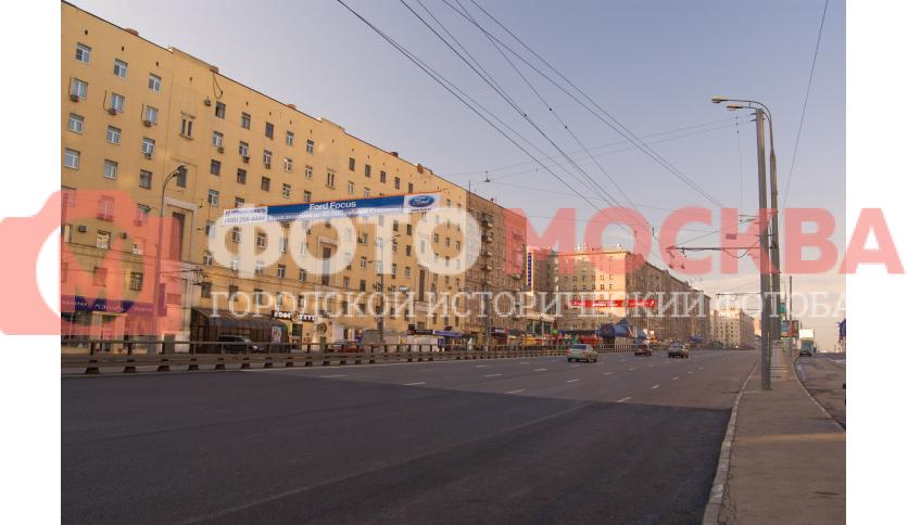 Проспект Мира, дома 112-116