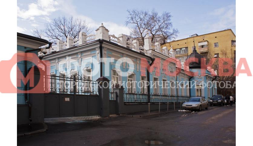 Городская усадьба Н. П. Михайловой – В. Э. Тальгрен