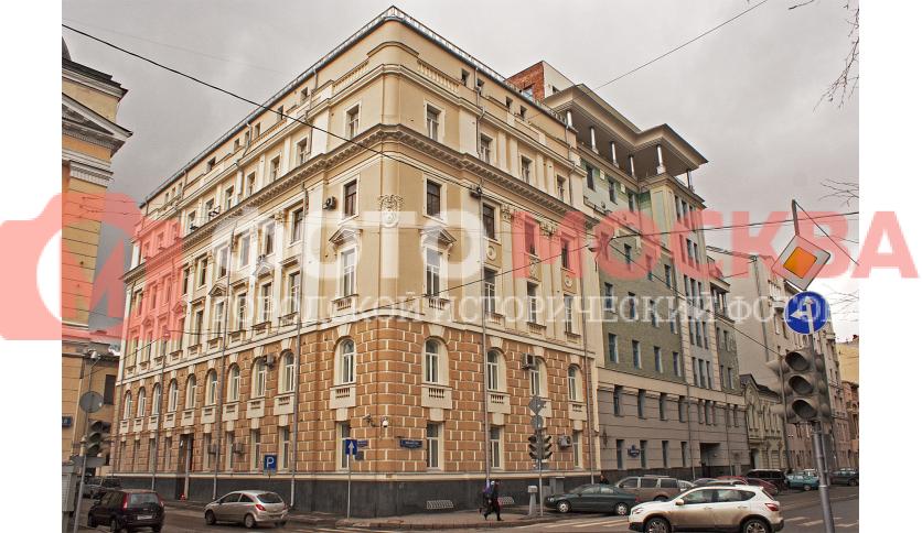 Поварская ул., дом 28 строение 1