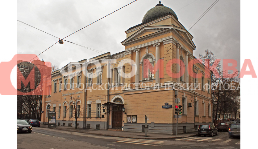Мемориальный музей-квартира Е.Ф. Гнесиной