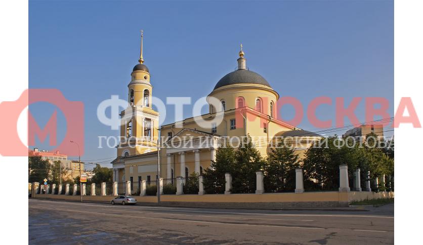 Храм Вознесения Господня в Сторожах у Никитских Ворот