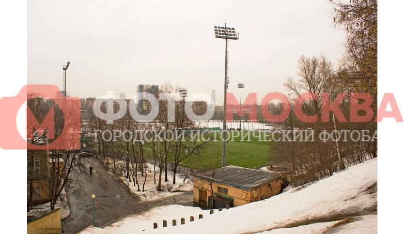 Футбольное поле при стадионе им. Стрельцова