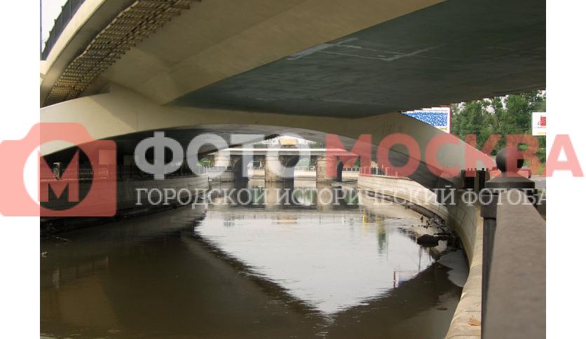 Новолефортовский и Лефортовский мосты
