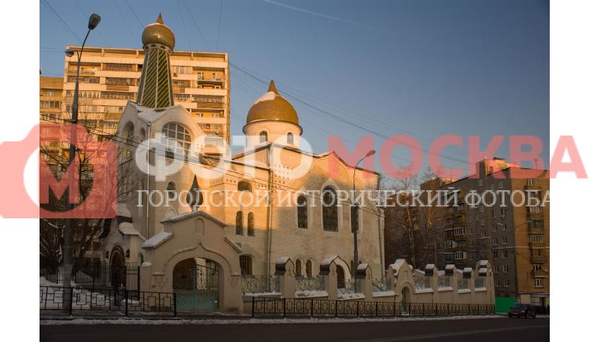 Церковь Покрова Пресвятой Богородицы Покрово - Успенской старообрядческой общины