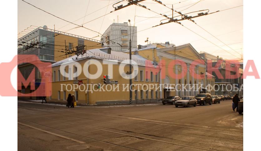 Театр кукол на улице Спартаковской