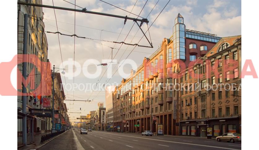Улица 1-я Тверская-Ямская, дом 23с1