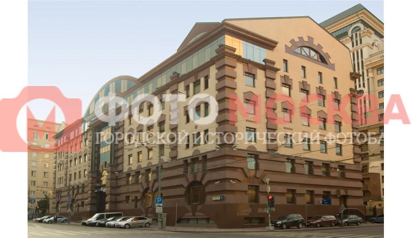 Банк ВТБ на улице Лесная, дом 6