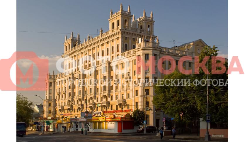 Ленинградский проспект, дом 3