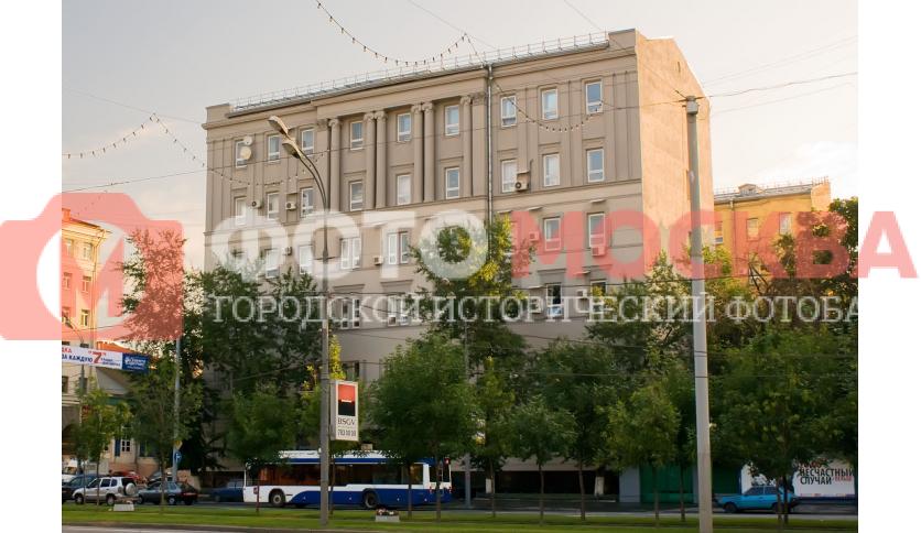 Ленинградский проспект, дом 22