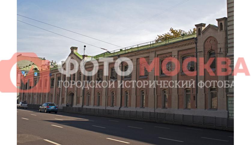 Здание на Моховой, 12