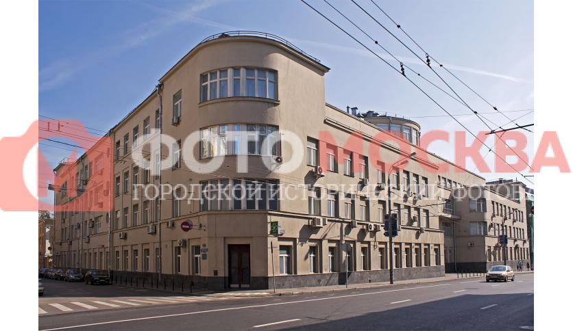 Больница Управления делами Президента РФ с поликлиникой