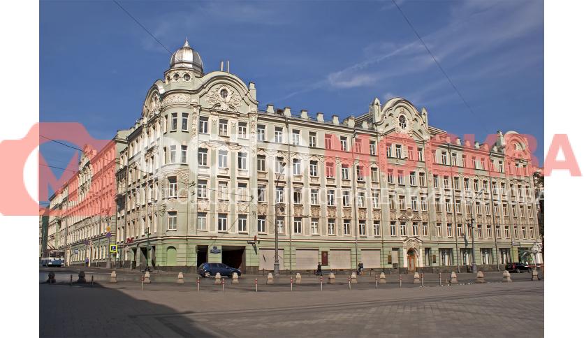 Бывшая гостиница «Петергоф»