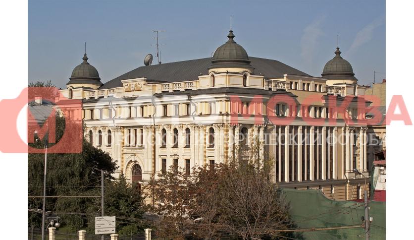 Кремлёвская наб., дом 1, строение 2