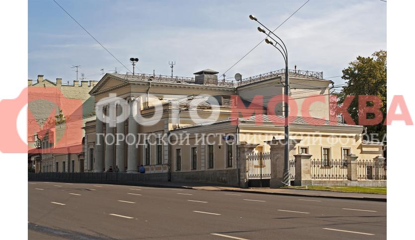 Городская усадьба Шаховских – Е.А. Красильщиковой