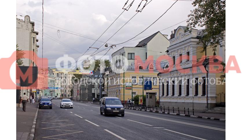Улица Большая Полянка