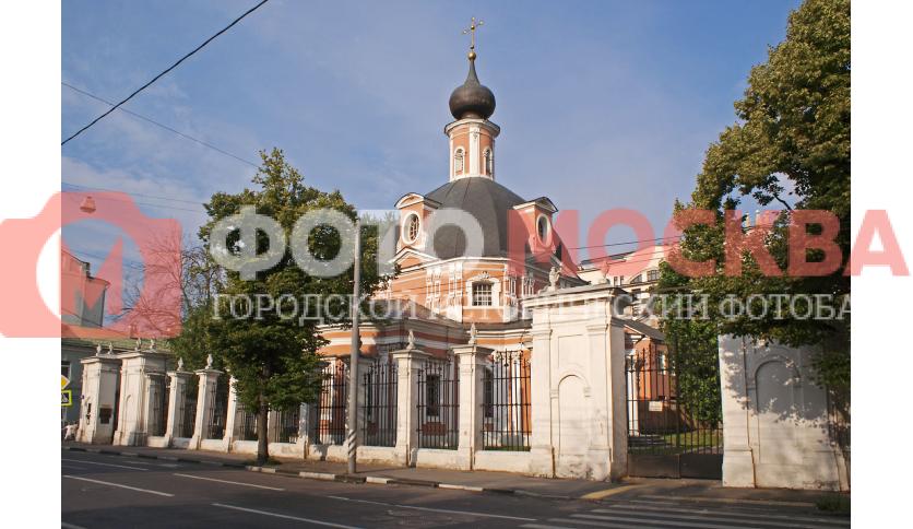 Храм великомученицы Екатерины на Всполье