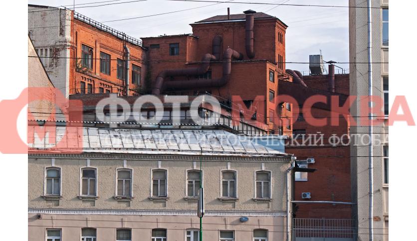 Крыши типографии И.Д. Сытина